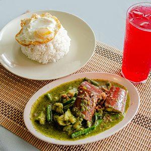 Green Curry Thai Set_02