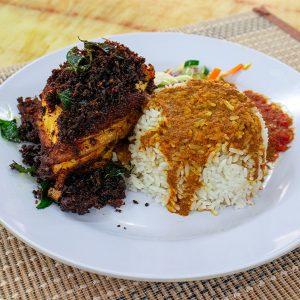 Nasi Kukus Ayam Berempah_01