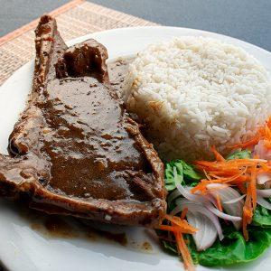 Nasi Putih Kambing Grill_02