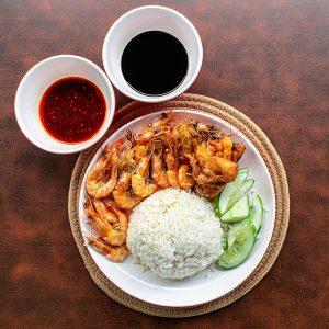 Udang Selambak + Ayam_01
