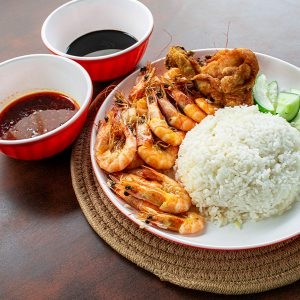 Udang Selambak + Ayam_02